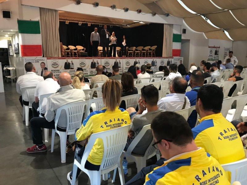 Evento elettorale per lo sport-1