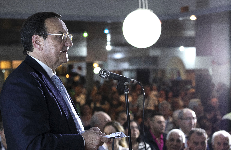 Maccio Baccini, candidato sindaco di Fiumicino nel 2018